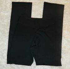 Women's Adidas ClimaLite Ultimate Athletic Pants Size Small Black