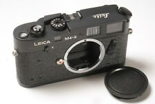 Leitz Leica M4-2 Nr. 1528050, 1x Deckel