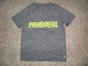 Boys GYMBOREE Gymgo Active PHENOMENAL Shirt Size L(10-12)