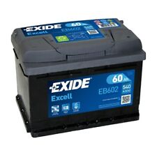EXIDE EB602 Starterbatterie EXCELL