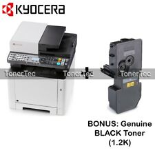 Kyocera ECOSYS M5521CDW Colour Laser All-In-One Printer - White
