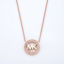 Michael Kors MKJ4734791 Stahl Gold platiert Damen Halskette - Roségold