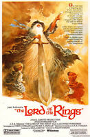 24X36Inch Art THE LORD OF THE RINGS Movie Poster RARE Gandalf The Hobbit P54