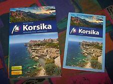 KORSIKA - Bonifacio,Calvi,Bastia,Ajaccio Corte ... # MICHAEL MÜLLER Verlag