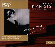 Myra Hess: Great Pianists of the 20th Century, Vol. 45