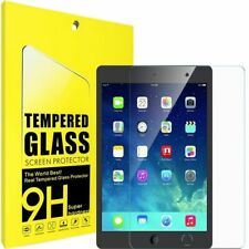 "For Apple iPad Screen Protector Air 1 iPad Air 2 iPad 9.7"" inch Tempered Glass"