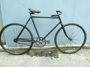 Ancien vélo course Diamant 1898  altes fahrrad bicycle old bike vélocipède