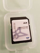 Carte SD GPS Ford Sony Europe v7 2017, NON Touchscreen Only (SD CARD)
