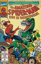 Marvel Amazing Spider Man Riot at Robotworld NACME IBM promo giveaway
