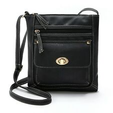Genuine Soft Leather Ladies Cross Body Shoulder Bag Real Small Womens Fashion