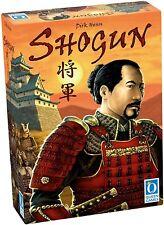 Shogun - Queen Games - Factory Sealed - Free Shipping