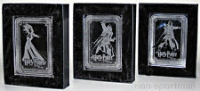 HARRY POTTER DEATHLY HALLOWS CASE TOPPER CRYSTAL SET (3)