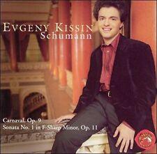 Schumann: Carnaval, Op. 9; Sonata No. 1, Op. 11 Evgeny Kissin Schumann