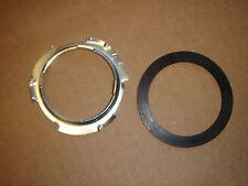 Mopar Fuel Gas Tank Sending Unit Lock Ring and Seal NEW