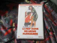 """DVD NEUF """"LA PROF DONNE DES LECONS PARTICULIERES"""" Edwige FENECH / erotique"""