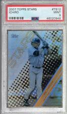 2007 Topps Stars Ichiro Suzuki #TS12 PSA 9