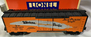 Lionel #6-52057 ~ T.T.O.S. Convention Exclusive Western Pacific Boxcar ~ NEW
