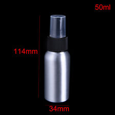 Aluminum Spray Bottle Water Hairdresser Sprayer Hair Salon Makes LL 50ml