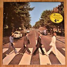THE BEATLES ABBEY ROAD ORIGINAL FACTORY SEALED LP