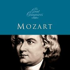 GREAT COMPOSERS, THE - MOZART NEW DVD