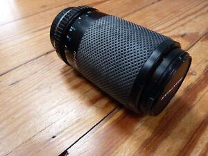 Prakticar 70-210mm 1:4.5-5.6 MC Macro Camera Lens – Praktica B PB Mount
