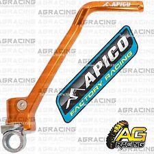 Apico Palanca De Arranque Patada Arranque Patada Naranja Pedal Para KTM EXC 125 2005 Enduro