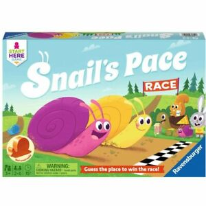 Ravensburger Snails Pace Race Game