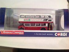 OM46306B Routemaster Blackpool Transport 12 St. Anne's Dual Destination LTD 0501
