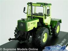 MERCEDES MB TRAC 1100 TRACTOR MODEL VEHICLE 1:43 SCALE GREEN 1975 IXO FARM K8Q