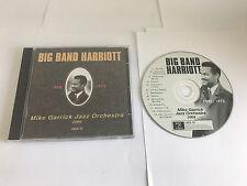 Mike Garrick Jazz Orchestra : Big Band Harriot CD (2008)***MINT***