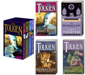 J R R Tolkien Reader, Silmarillion, Unfinished Tales,Sir Gawain and Green Knight