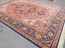 Superb rug 10 x 14 lovely Heriz by Karastan carpet beautiful gently used 726 #2