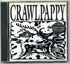 Crawlpappy - S/T CD GERMANY PRESS Agnostic Front Sheer Terror BOMB Prong NYHC