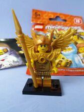 LEGO SERIE 15 71011 FLYING WARRIOR GOLD MINIGIURE NEW