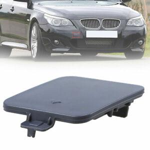 Front Bumper Car Tow Hook Cover For BMW 5-Series E60/E61 2001-05 X3 E83 2003-10