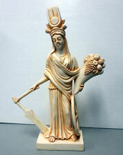 Roman Prosperity Goddess Lady Luck Fortuna Wheel of Fortune Museum Statue #FOR