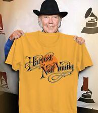 Neil.Young.Harvest Vintage T-Shirt, Sweashirt, Hoodie Size S-3XL