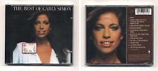 Cd CARLY SIMON The best of NUOVO sigillato WEA 1991 Greatest Hits