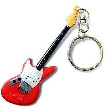 """Fender Mustang""- Portachiavi acciaio - Steel keychain - Acero Llavero"