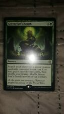 Magic the Gathering: Green Sun's Zenith x1 - Eternal Masters