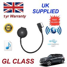 For Mercedes GL Class Bluetooth Streaming USB Charge & stick Cable MB-MMI-BT001