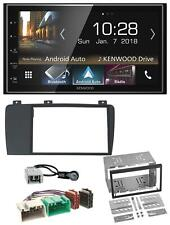 Kenwood DAB USB Bluetooth MP3 2DIN Autoradio für Volvo S60 V70 XC70 04-09