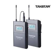 Takstar SGC-100W Camera Recording Microphone For Camcorders Audio Recorder Nikon