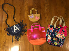 Mixed Lot Of Girls Purse Handbags