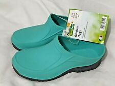 Garden Clogs Florabest Made in Italy Rubber Shoes Size 3.5 / 4 Gardening Sealed