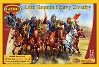 Gripping Beast Plastic Late Roman Heavy Cavalry 12x 28mm Miniatures GBP18