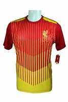 Liverpool F.C. Official Adult Soccer Jersey Custom Name and Number -J011 Large