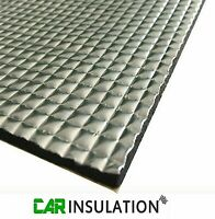 1m Under Bonnet Sound Proofing Hoodliner Absorber Thermal Heat Insulation GR10mm