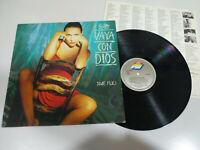 """Vaya con Dios Time Flies Ariola 1992 Spain Edition - LP Vinyl 12 """" VG/VG"""
