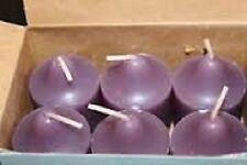 Partylite 4 boxes After Dark Velvet Plum votives Nib